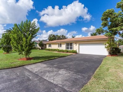 7430 NW 42nd Dr, Coral Springs, FL 33065 - #: A10572223