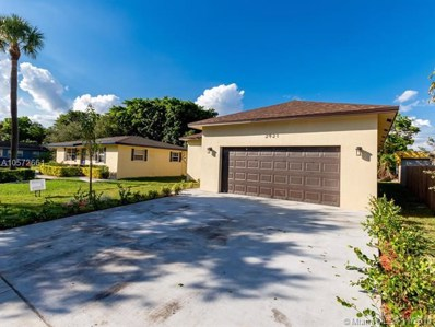 2921 NW 9th Pl, Fort Lauderdale, FL 33311 - #: A10572661