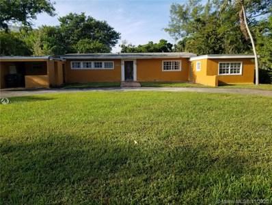 12500 NE Alamanda Dr, North Miami, FL 33181 - #: A10577032