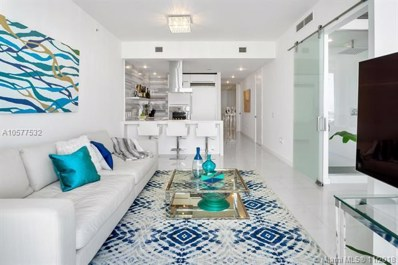 1100 Biscayne Blvd UNIT 3004, Miami, FL 33132 - #: A10577532