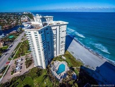 550 S Ocean Blvd UNIT 1709, Boca Raton, FL 33432 - #: A10578505