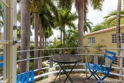 439 15th St UNIT 14, Miami Beach, FL 33139 - #: A10578776