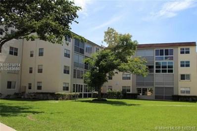 2811 Somerset Drive, Bldg C UNIT 208, Lauderdale Lakes, FL 33311 - #: A10579814