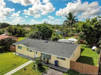 10430 SW 53rd Street, Miami, FL 33165 - #: A10580110