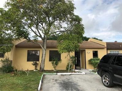 20456 NW 29th Pl UNIT 20456, Miami Gardens, FL 33056 - #: A10581070