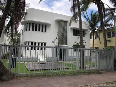 557 Michigan Ave UNIT 213, Miami Beach, FL 33139 - #: A10581312