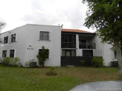 9429 Fontainebleau Blvd UNIT 210-33, Miami, FL 33172 - #: A10582068