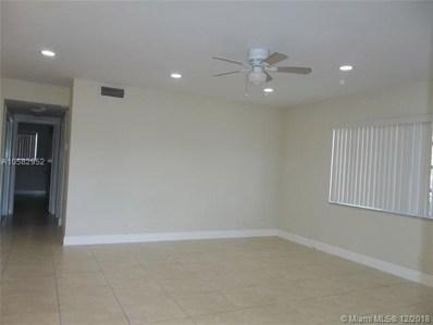 1958 Monroe St UNIT 310, Hollywood, FL 33020 - #: A10582952