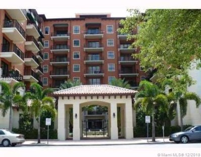 100 Andalusia Ave UNIT 212, Coral Gables, FL 33134 - #: A10583093