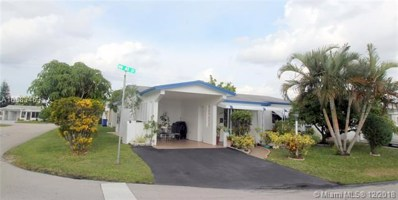 4933 NW 43rd St, Lauderdale Lakes, FL 33319 - #: A10583463