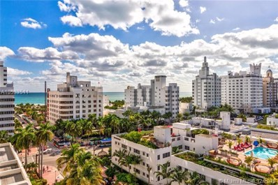 245 18th St UNIT 1105, Miami Beach, FL 33139 - #: A10583511