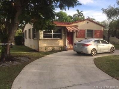 971 Wren Ave, Miami Springs, FL 33166 - #: A10583925