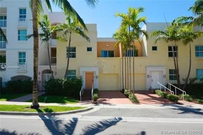9172 Collins Ave UNIT 18, Surfside, FL 33154 - #: A10586598