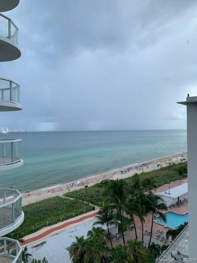 6365 Collins Ave UNIT 1004, Miami Beach, FL 33141 - #: A10587209