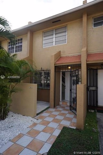 11431 SW 7th Ter UNIT 303-C, Sweetwater, FL 33174 - #: A10588059