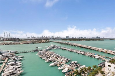400 Alton Rd UNIT 1402, Miami Beach, FL 33139 - #: A10592480