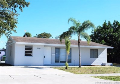 2260 SW 44th Ave, Fort Lauderdale, FL 33317 - #: A10598515