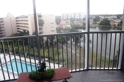 1750 NE 191 St UNIT 802-1, Miami, FL 33179 - #: A10602773