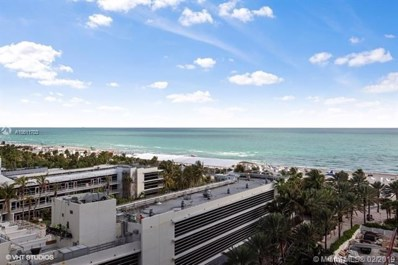 100 Lincoln Rd UNIT 1023, Miami Beach, FL 33139 - #: A10611703