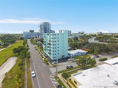 1700 Pierce St UNIT 703, Hollywood, FL 33020 - #: A10611853