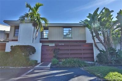 3094 Bermwood Ln UNIT 237, Hollywood, FL 33021 - #: A10614583