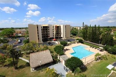 14201 SW 66th St UNIT 507, Miami, FL 33183 - #: A10638145