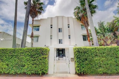 820 Euclid Ave UNIT 105, Miami Beach, FL 33139 - #: A10643642