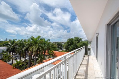 1519 Drexel Ave UNIT 501, Miami Beach, FL 33139 - #: A10652625