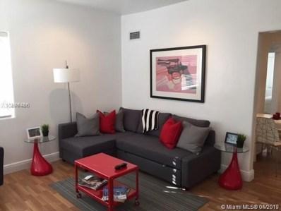 1225 Euclid Ave UNIT 1, Miami Beach, FL 33139 - #: A10660200