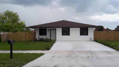 11452 SW 225th St, Miami, FL 33170 - #: A10677233
