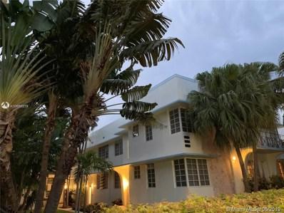 828 Euclid Ave UNIT 3, Miami Beach, FL 33139 - #: A10686319