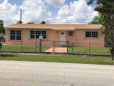 1271 NW 178th Ter, Miami Gardens, FL 33169 - #: A10702388