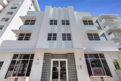 335 Ocean Dr UNIT 123, Miami Beach, FL 33139 - #: A10704932