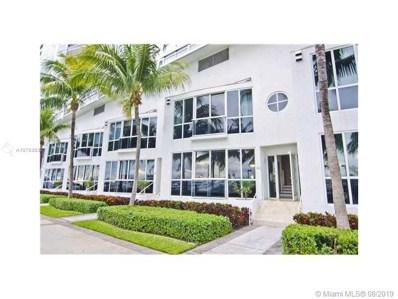 400 Alton Rd UNIT TH-3M, Miami Beach, FL 33139 - #: A10708937