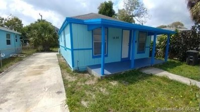 1028 18th St, West Palm Beach, FL 33407 - #: A10716224