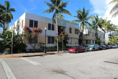 135 3rd St UNIT 18, Miami Beach, FL 33139 - #: A10720845