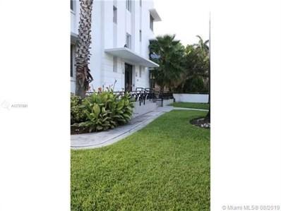 820 Euclid Ave UNIT 106, Miami Beach, FL 33139 - #: A10731591
