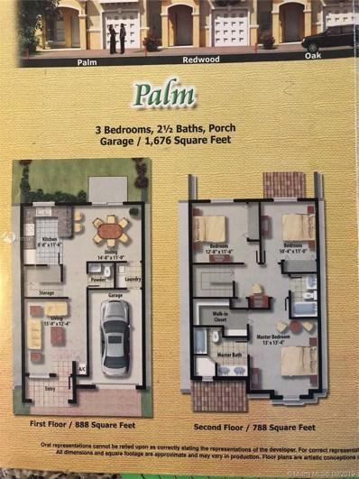13982 SW 260th St UNIT 102, Homestead, FL 33032 - #: A10733471