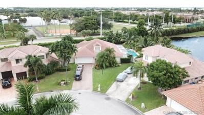 901 SW 115th Ave, Pembroke Pines, FL 33025 - #: A10735191