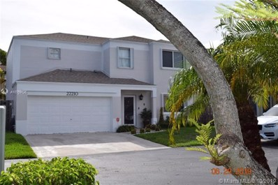 22210 SW 98th Pl, Cutler Bay, FL 33190 - #: A10759326