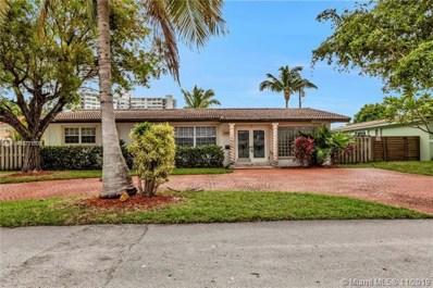 2180 NE 121st St, North Miami, FL 33181 - #: A10771509