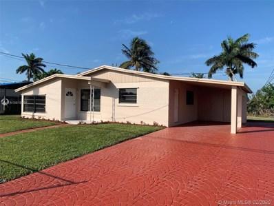 20500 NW 26th Ct, Miami Gardens, FL 33056 - #: A10818164