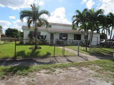 2850 NW 210th Ter, Miami Gardens, FL 33056 - #: A10818664