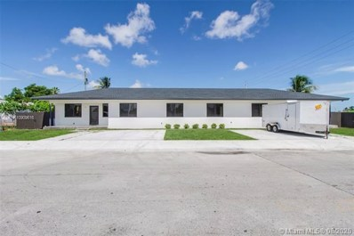 22380 SW 115th Ct, Miami, FL 33170 - #: A10909616