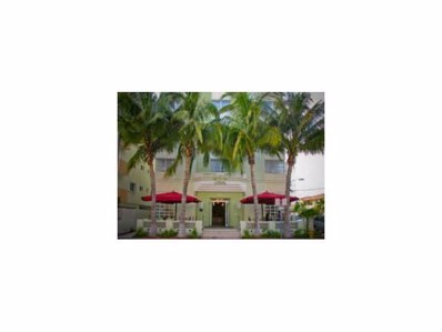 4130 Collins Av UNIT 607, Miami Beach, FL 33140 - #: A1738922
