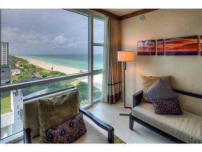 6801 Collins Av UNIT 815, Miami Beach, FL 33141 - #: A2190812