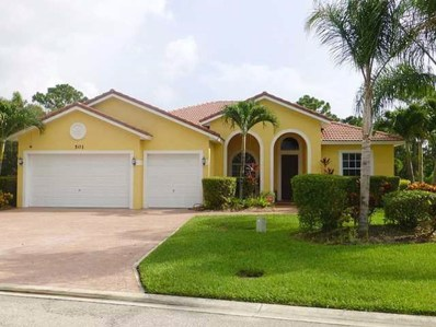 501 NW Pinesap Place, Jensen Beach, FL 34957 - #: M20013497