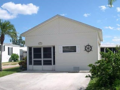 894 Nettles Blvd, Jensen Beach, FL 34957 - #: M20015088