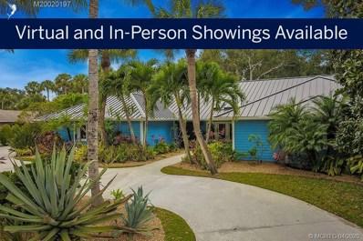 8 Knowles Road, Stuart, FL 34996 - #: M20020197