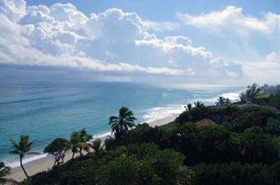 4605 S Ocean Boulevard UNIT 7a, Highland Beach, FL 33487 - #: RX-10281410